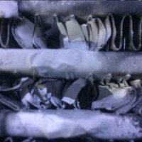 Ремон радиатора напылением