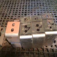 Меднение алюминиевых шин